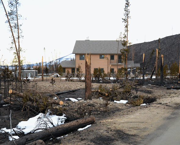 East Troublesome Fire aftermath