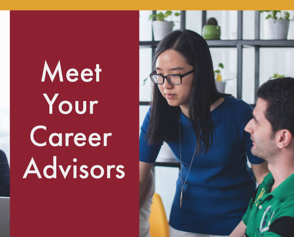 Meet Your Career Advisor