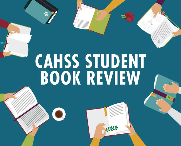 CAHSS student book review graphic