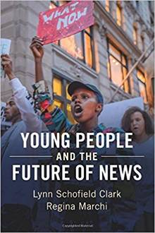 young people and the future of news cover