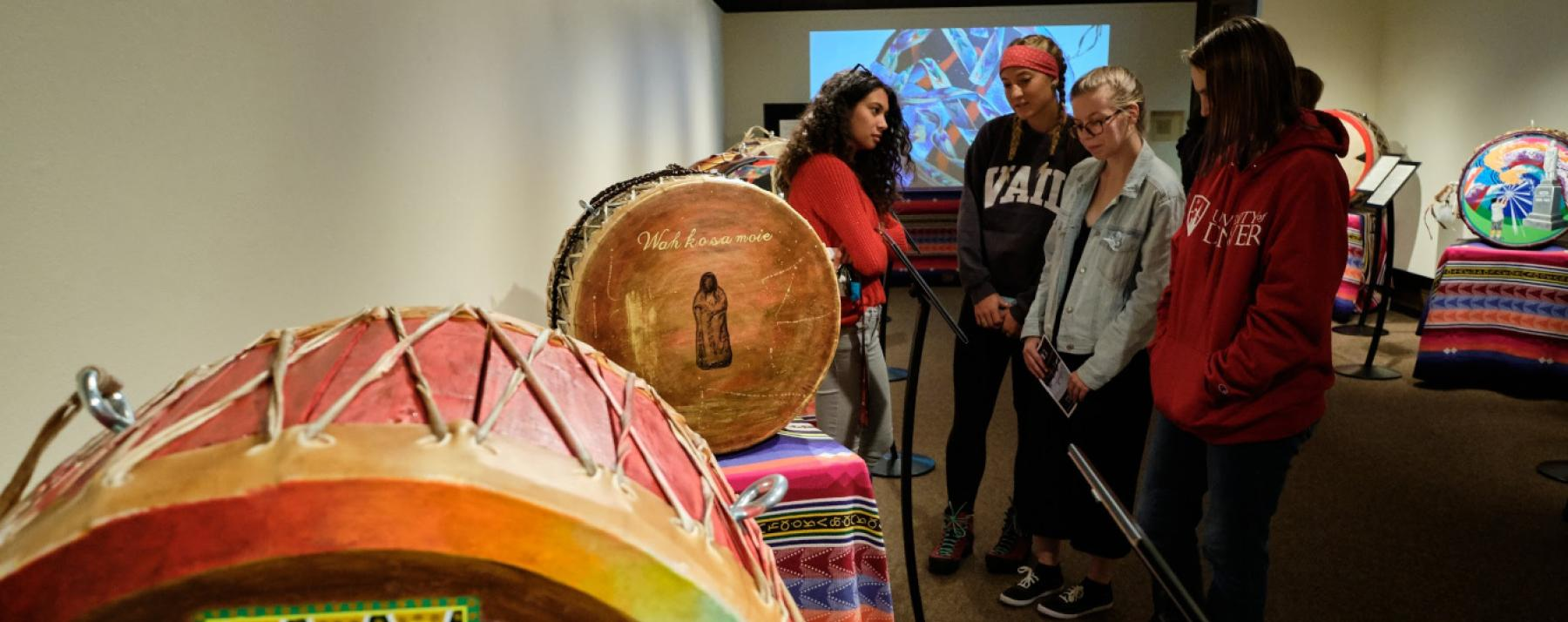 Indigenous arts events at the university of denver museum of art