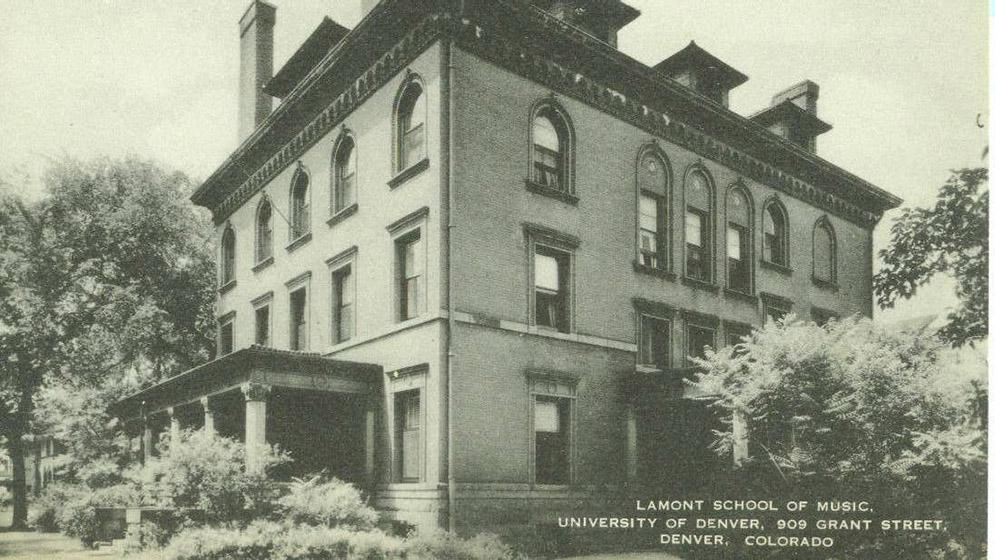 lamont historical photo